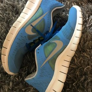 Nike Free Run Running Workout Shoe